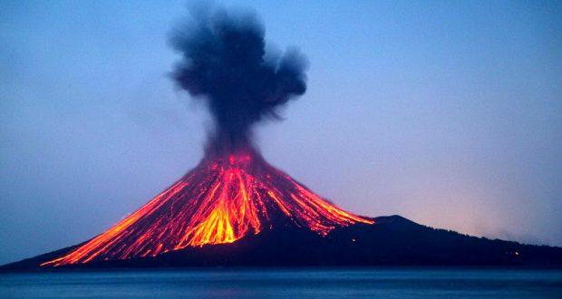 Вулканы выступили в качестве предохранительного клапана для долгосрочного климата Земли