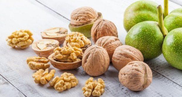 Исследование: Грецкие орехи помогают снизить кровяное давление и уровень холестерина в крови